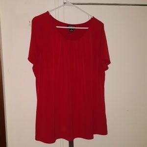 3/$10! Liz Claiborne blouse (1X)